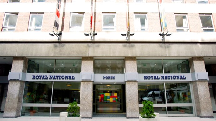 The Royal National Hotel, London