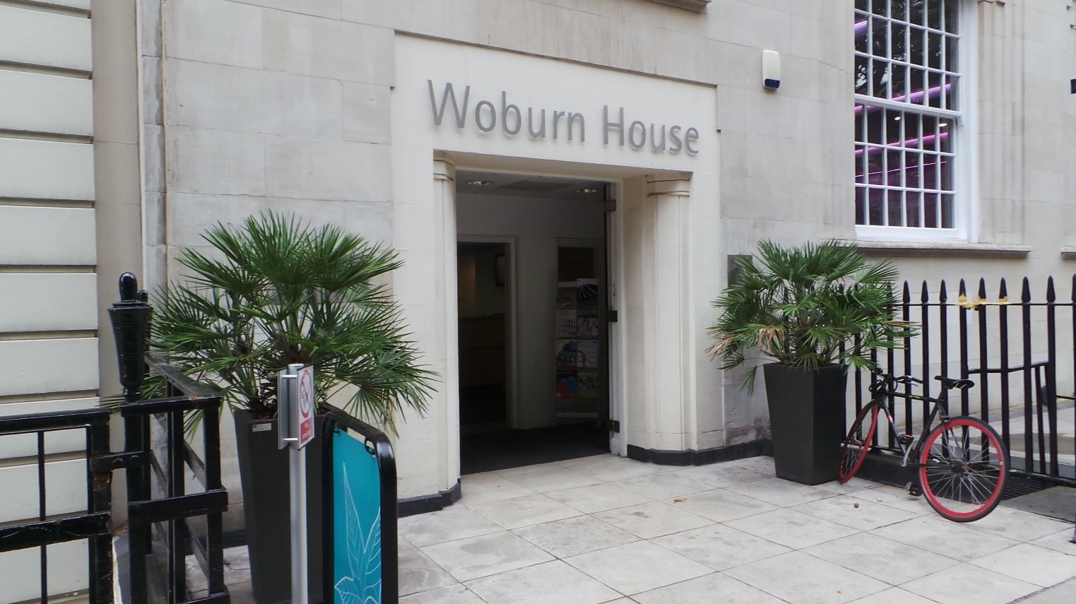 Woburn House, London
