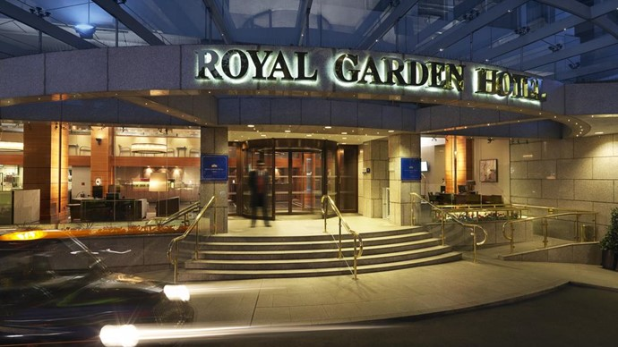 Royal Garden Hotel, London