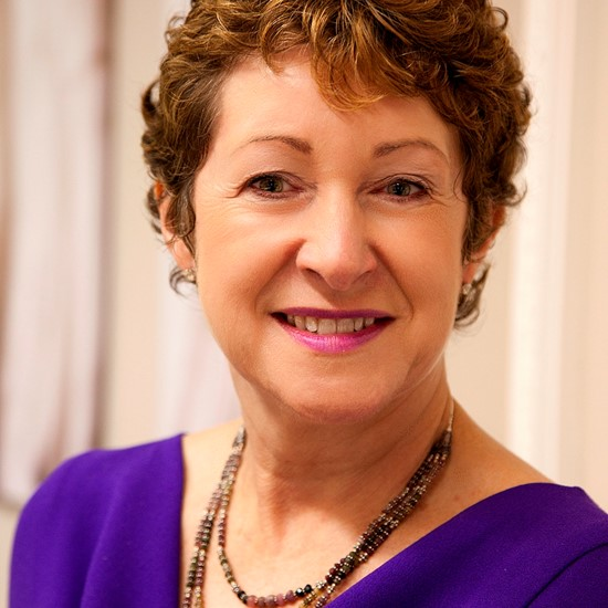 Christine Gaskell Cbe Dl Open Forum Events