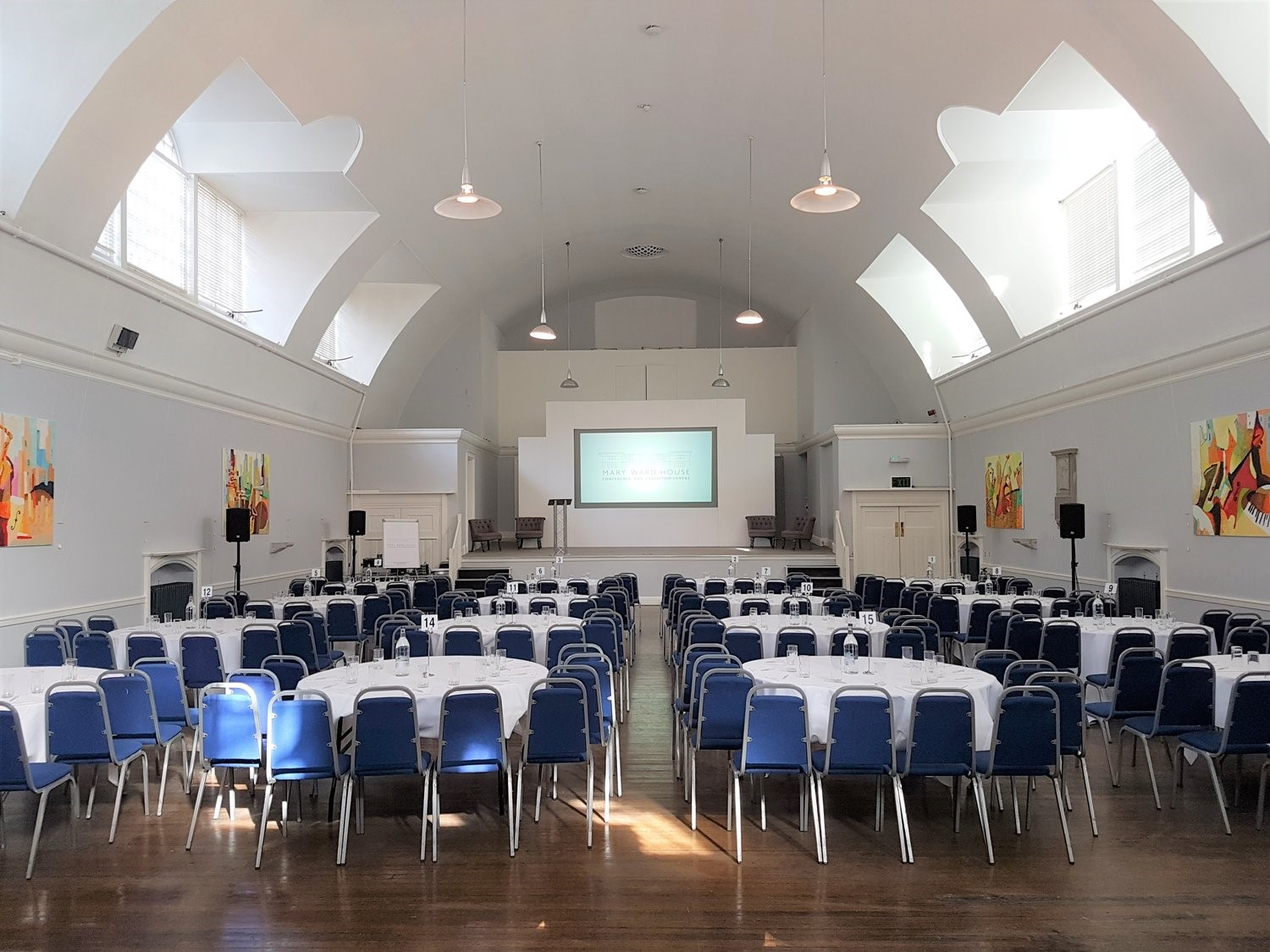 Mary Ward House Conference & Exhibition Centre